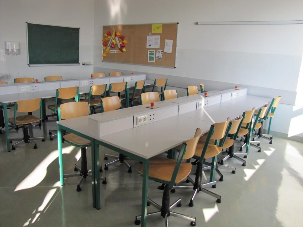 Physiksaal
