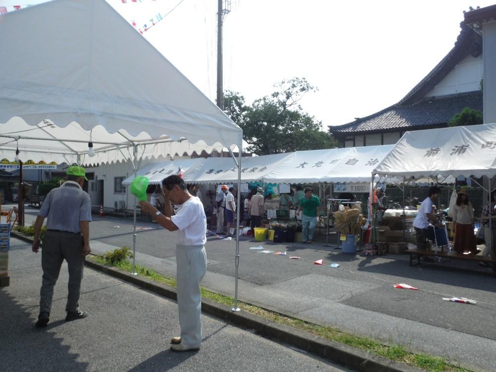 08月11日(日)第26回中山道高宮宿サマーフェスティバル ついに開幕です! この記事では、3つのイベントの内の「出張おとくらin不破邸」を詳しくUPします。