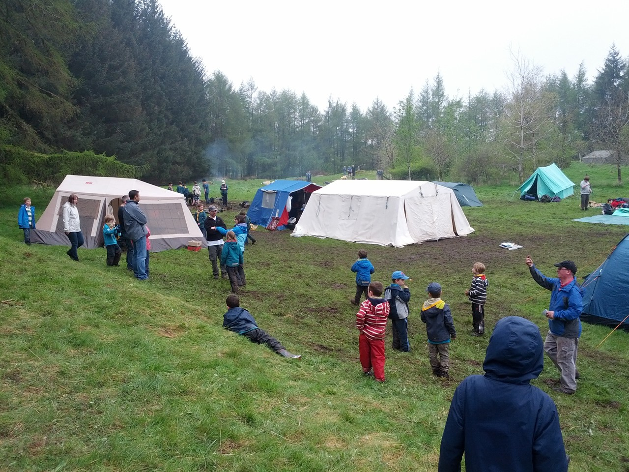 our cub camp