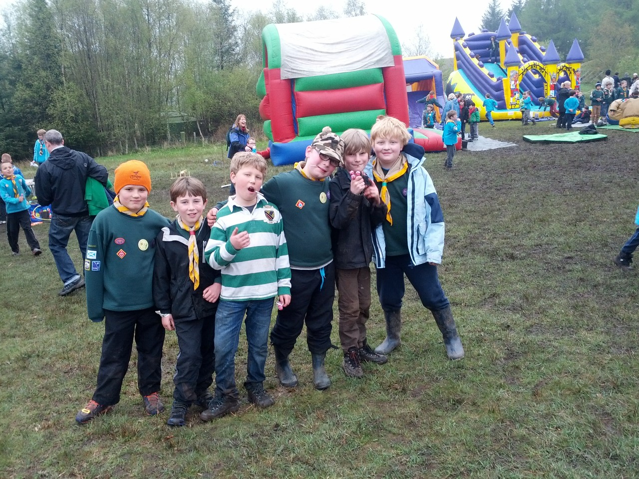 the cubs of 20th milngavie