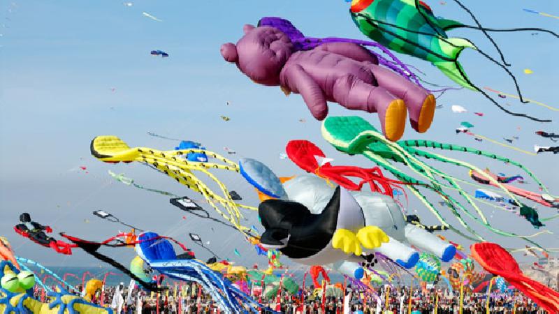 Rencontre internationale cerf volant berck 2016