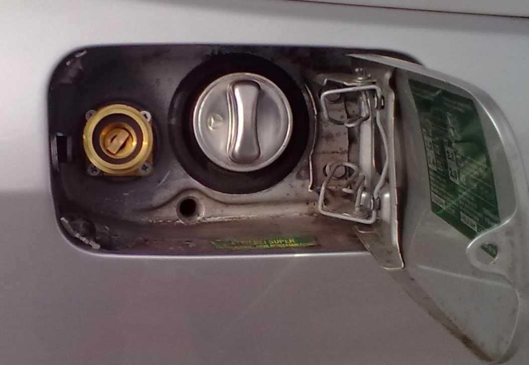 Mercedes w124 mit ACME
