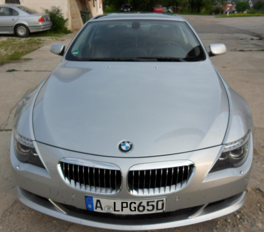 650 Facelift - e64 Coupe