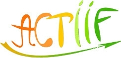 Premier logo d'ACTIIF en 2000...