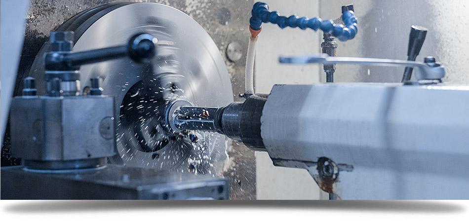 Drehen bei KMS Metall GmbH