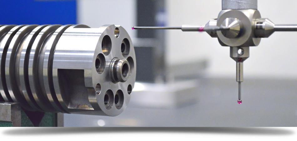 Qualitätsmanagement bei KMS metall GmbH