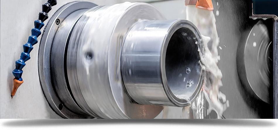 Schleifen und Wuchten bei KMS Metall GmbH