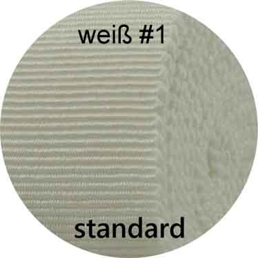 weiß, Farbe nr. 1, standard