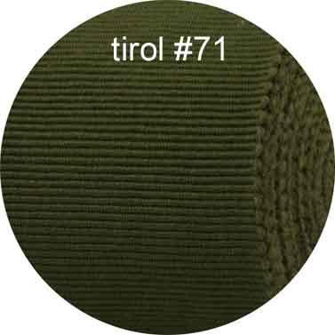 tirol, Farbe nr. 71
