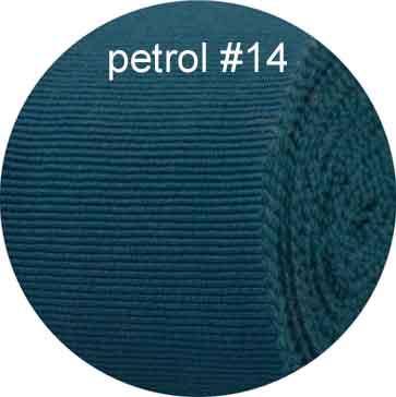 petrol, Farbe nr. 14