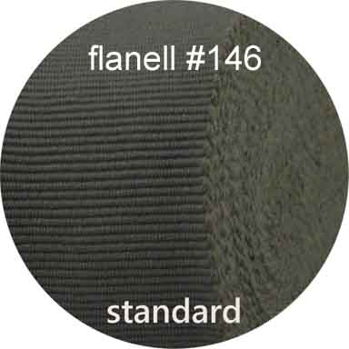 flanell, Farbe nr. 146, standard