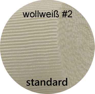 wollweiß, Farbe nr. 2, standard