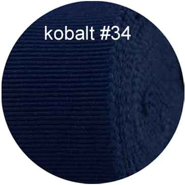 kobalt, Farbe nr. 34