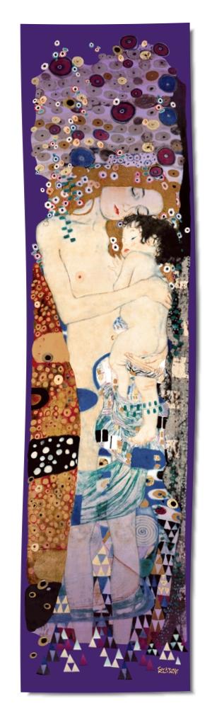 Artikel Nr. 2007 Mutter mit Kind (172x42 cm)