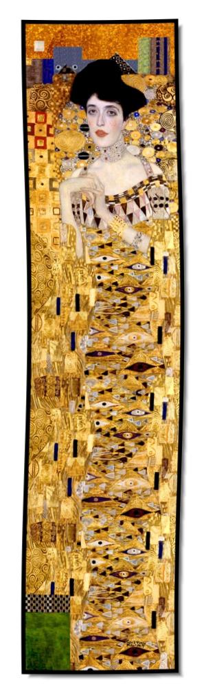Artikel Nr. 2005 Adele gold (172x42cm)