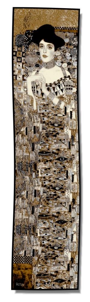Artikel Nr. 2014 Adele silber (172x42cm)