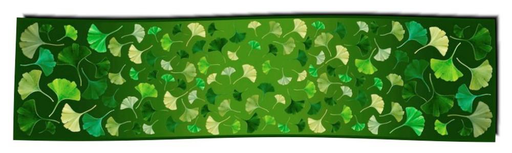 Art.-Nr. 2176 - Ginkgo grün