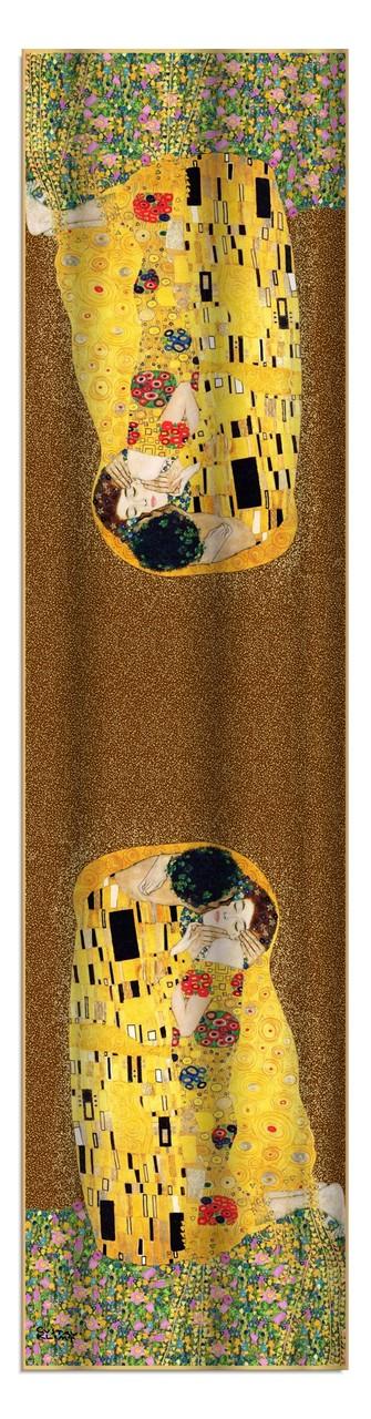 Artikel Nr. 2002 Der Kuss (gold) 172x42cm