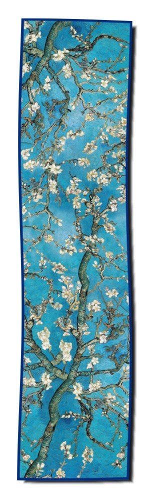 Artikel Nr. 2042 Mandelbaum - van Gogh (180 x 45 cm)