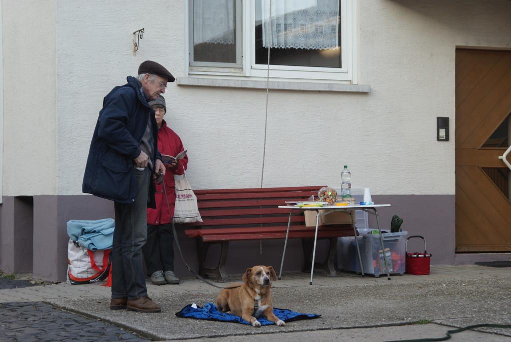 """""""Unser Hund macht kein Platz"""" 3"""