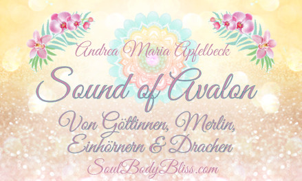 Sound of Avalon Hörbuch mit Heilklang