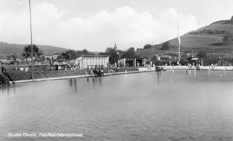 Wie sah unser Naturbad in den 30ern aus?