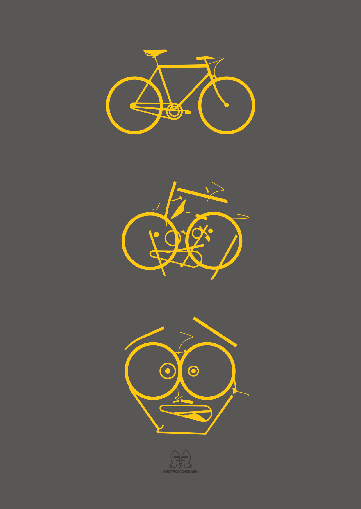 Yellow Face Cycle