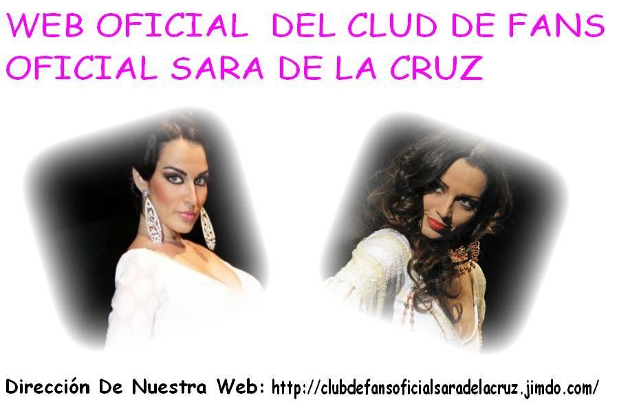 FONDO DEL CLUB DE FANS OFICIAL SARA DE LA CRUZ