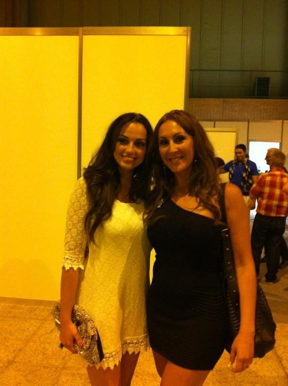 Sandra y sarita