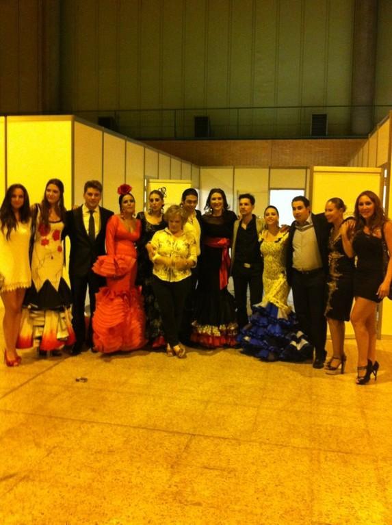 foto grupo todos con sara2