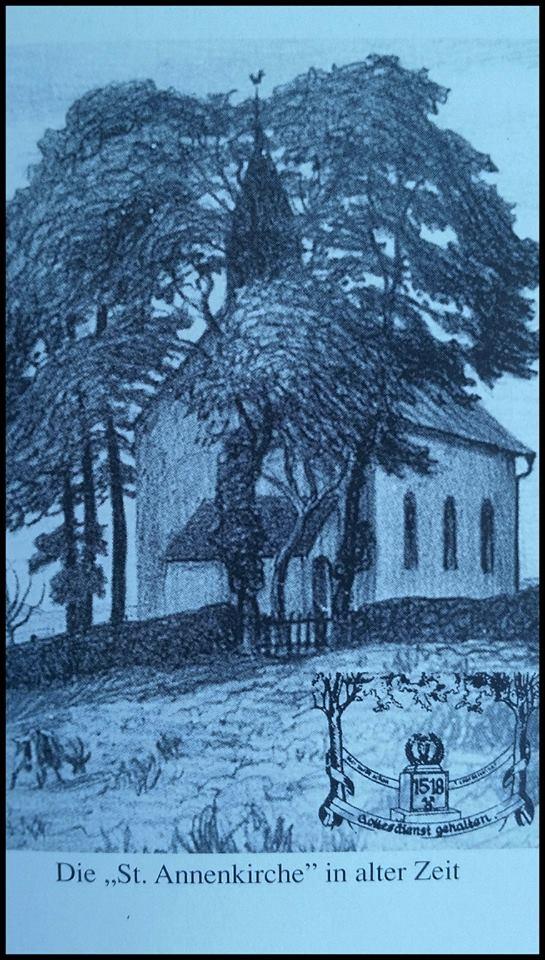 St. Kapelle um 1518