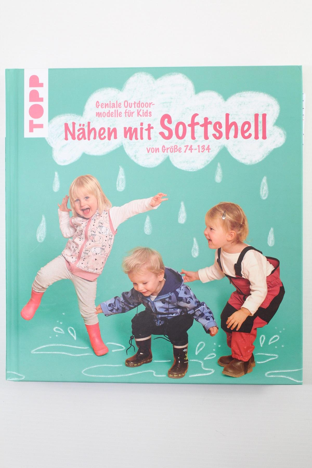 Nähen mit Softshell (17,99)