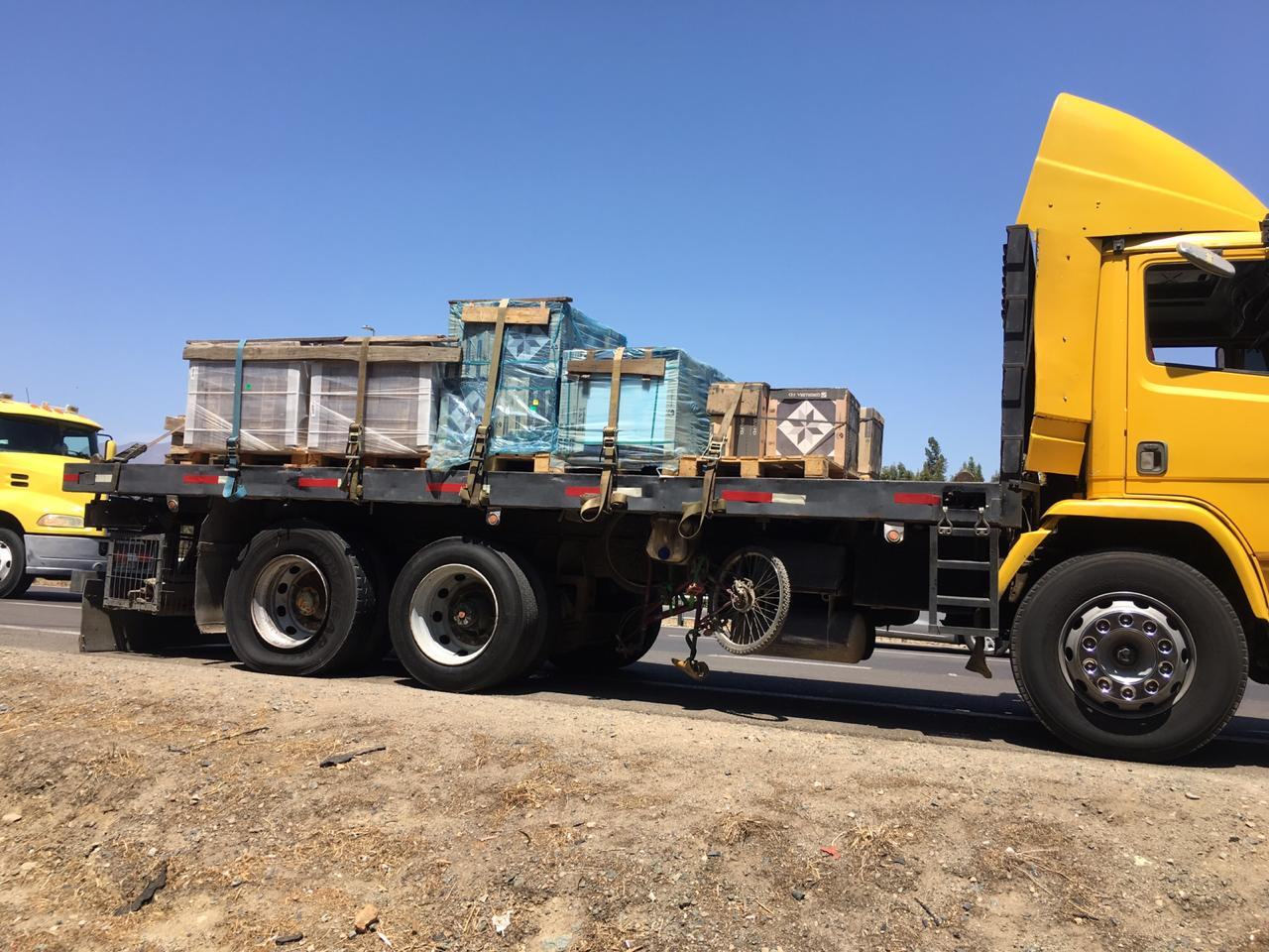 Transporte de Carga - CAMIONES
