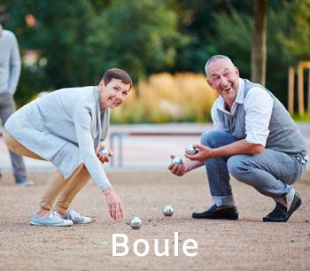 Boule-Freizeitgruppe