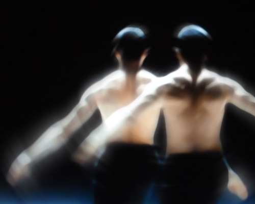 Male Dancers 2, Fotografie 2015