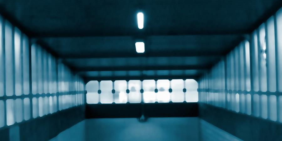 Unterführung, Fotografie 2010