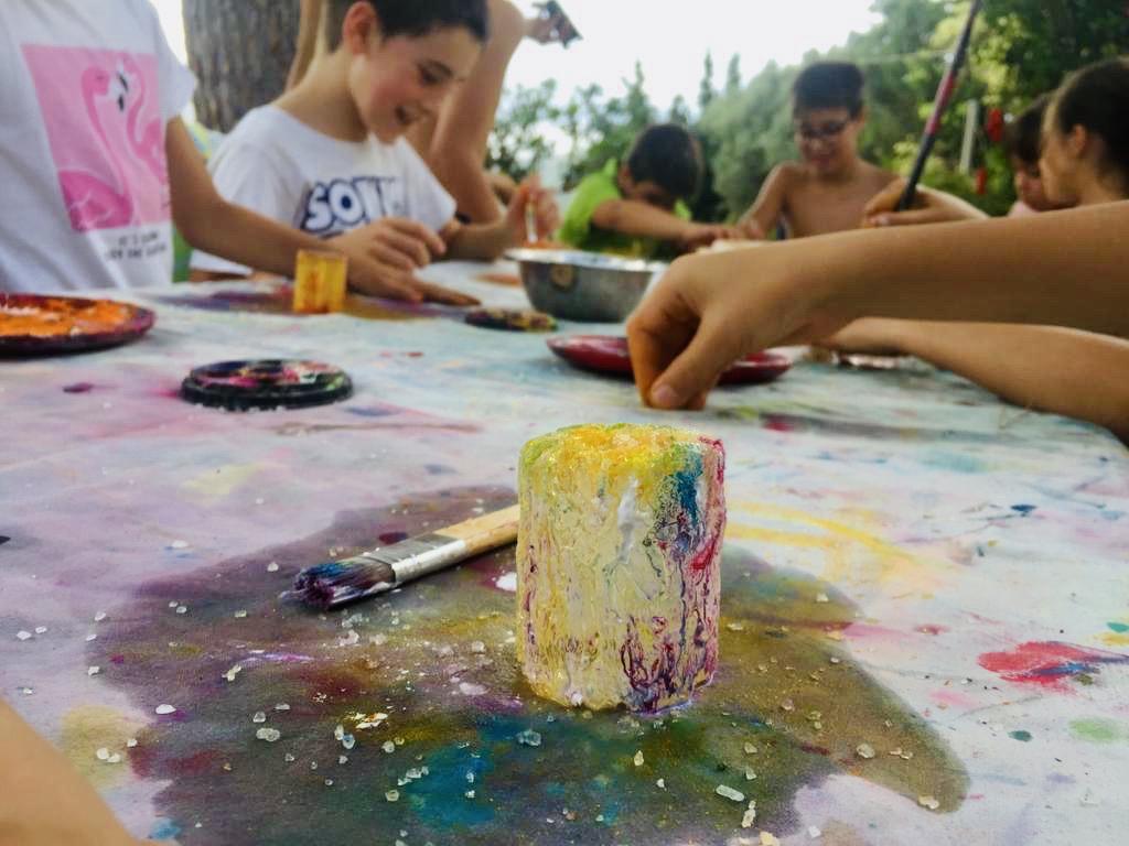 Experimentación Artística-Zona 06-10 años