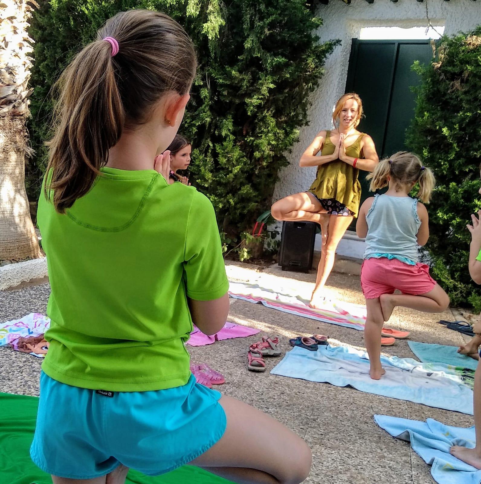 Yoga-Zona 06-10 años