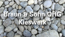 Braun & Sohn OHG Kieswerk
