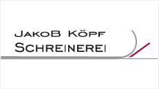 Schreinerei Jakob Köpf