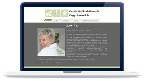 Startseite auf PC www.ptph.de