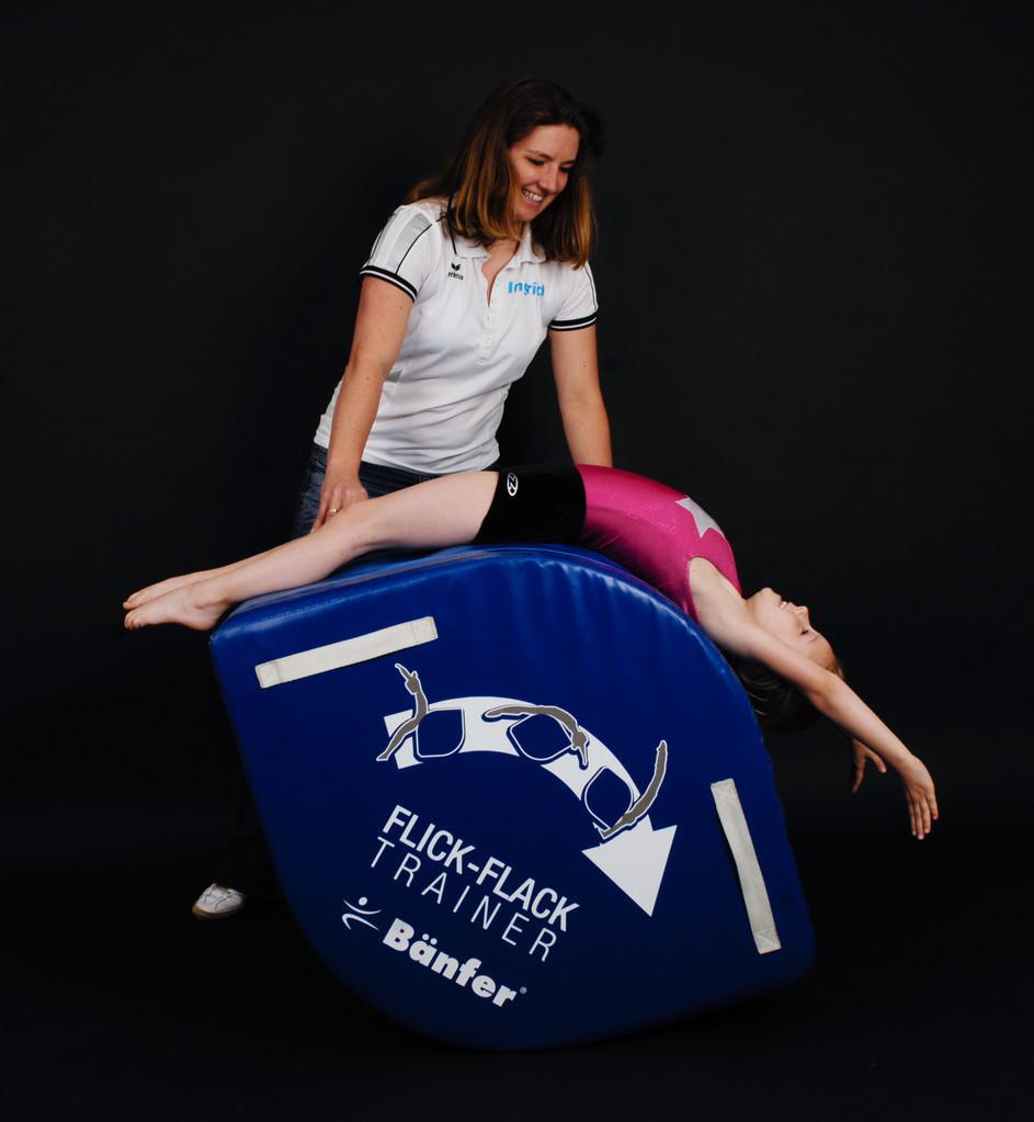 Flick-Flack-Trainer in 3 Größen
