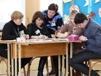 Работа в группах на мастер-классе