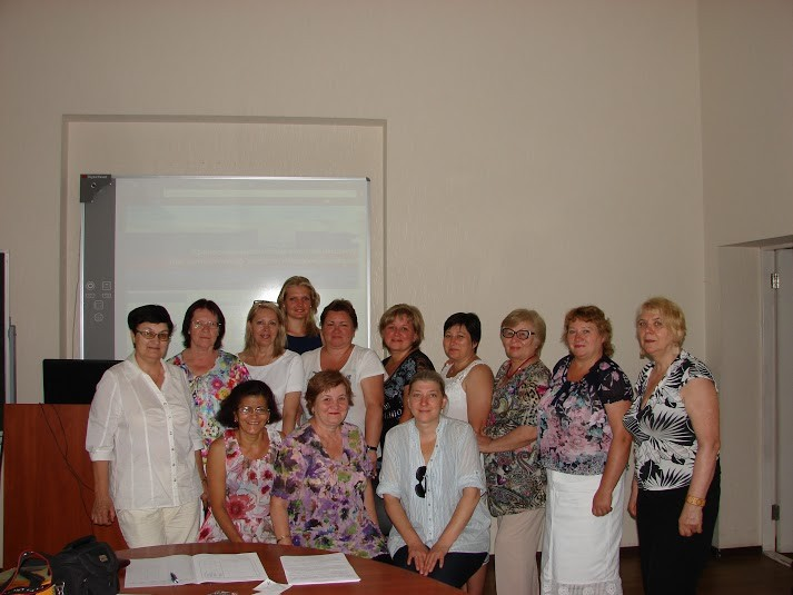 Летняя школа для учителей республика Крым