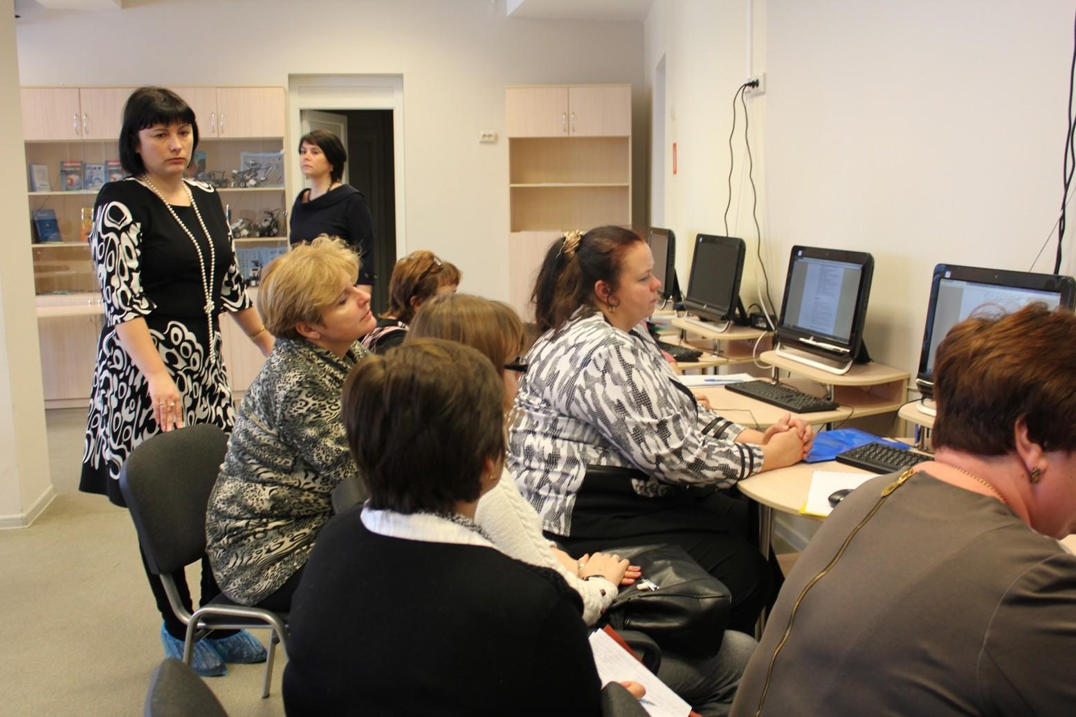 участие в мастер-классе web 2.0