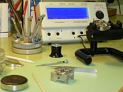 Uhrmacher Atelier Herbort Saas-Fee