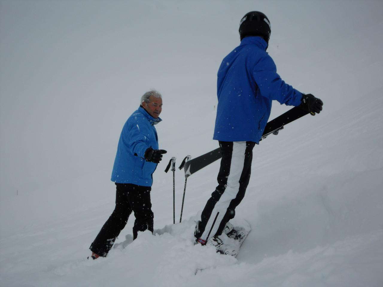 Auch noch ein Snowboarder !!!