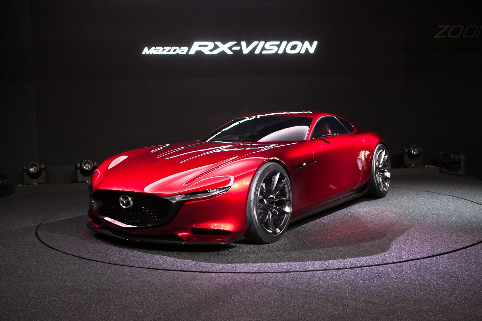 Mazda RX-VISION(マツダ・アールエックス・ビジョン)