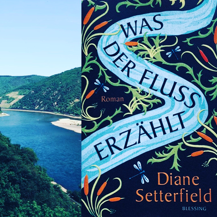 Diane Setterfield: Was der Fluss erzählt