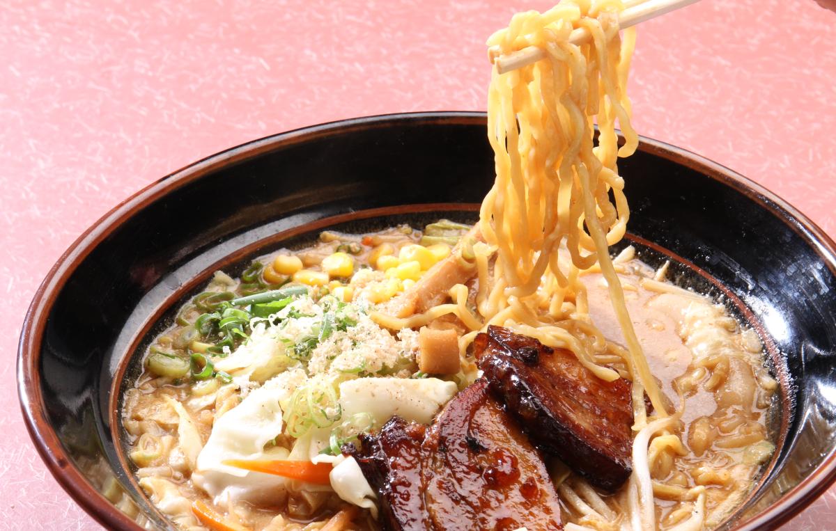 清太麺房最強伝説「最強の味噌ラーメン」